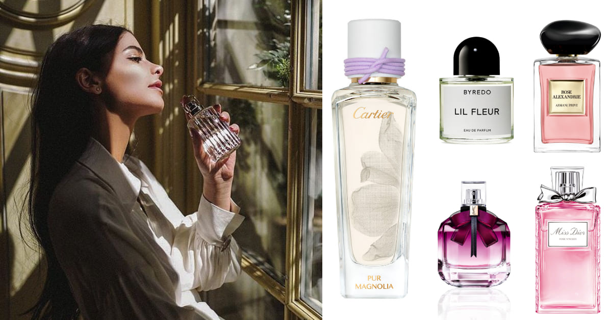 香奈兒女士說:「不擦香水的女人沒有未來」!盤點2020最新11款香氛,讓妳找到未來