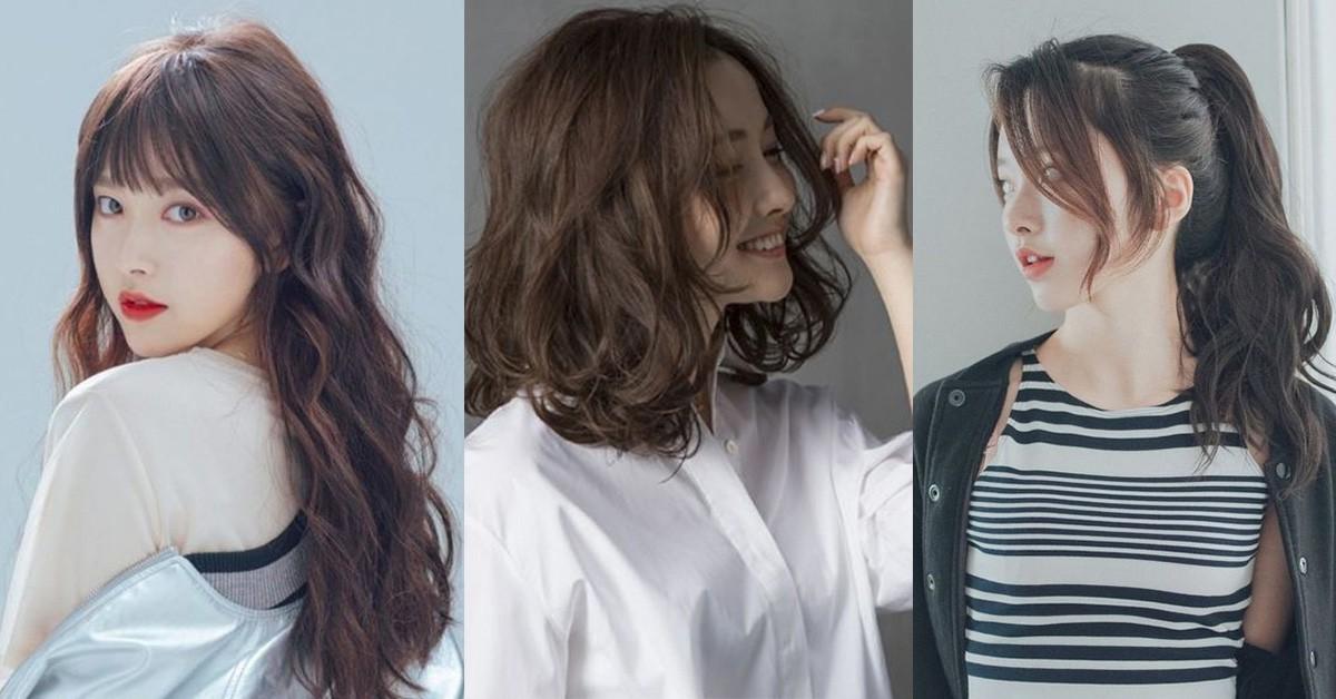 2019秋冬髮型推薦!仙女系「蛋捲頭」,怎麼撥怎麼吹都不怕亂