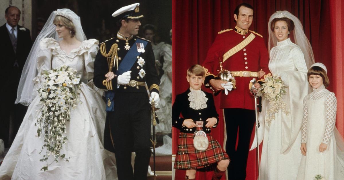 英國皇室婚紗大比拼!除了凱特和梅根,這6大經典婚紗一套比一套還厲害!