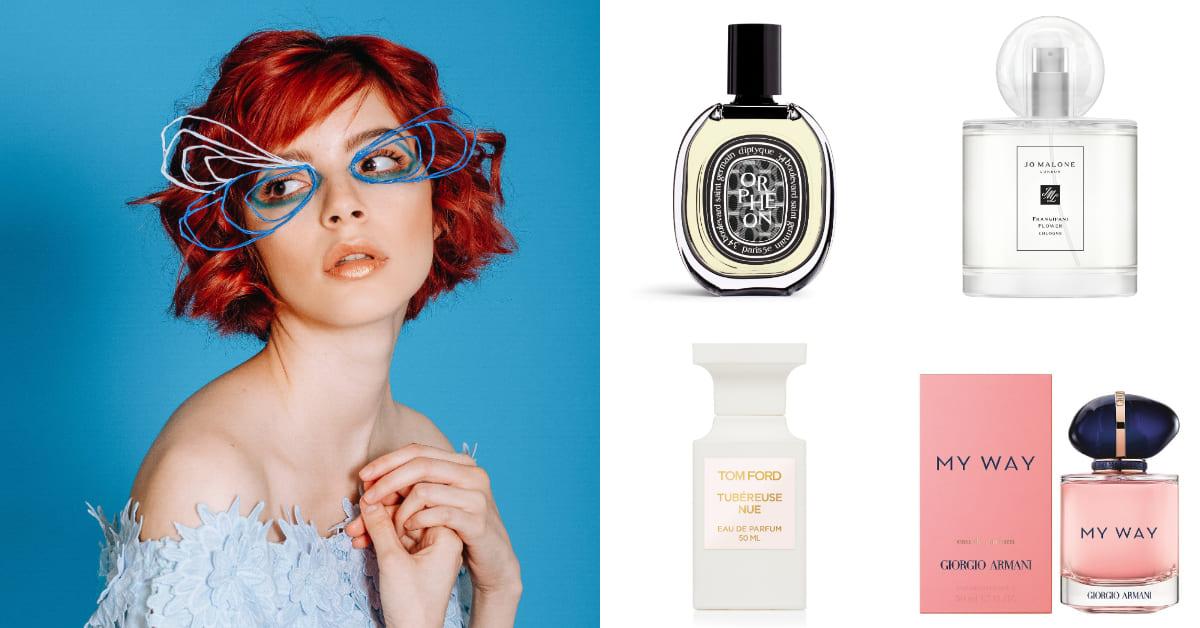 花香調香水推薦Top10! Chanel 、Jo Malone、Dior、Diptyque…10大香氛品牌,95%男人聞到它就醉