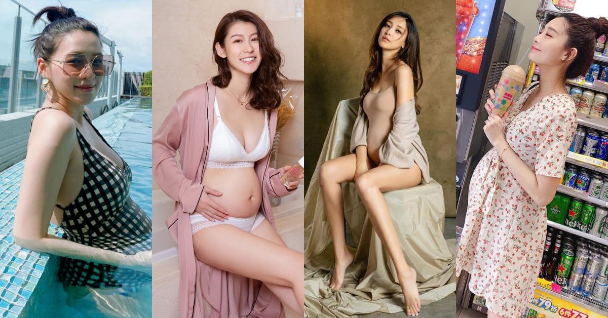 2020最美孕婦!王思平、趙孟姿、夏如芝、陳凱琳4大性感孕媽咪大集合,懷孕這麼辣可以嗎?