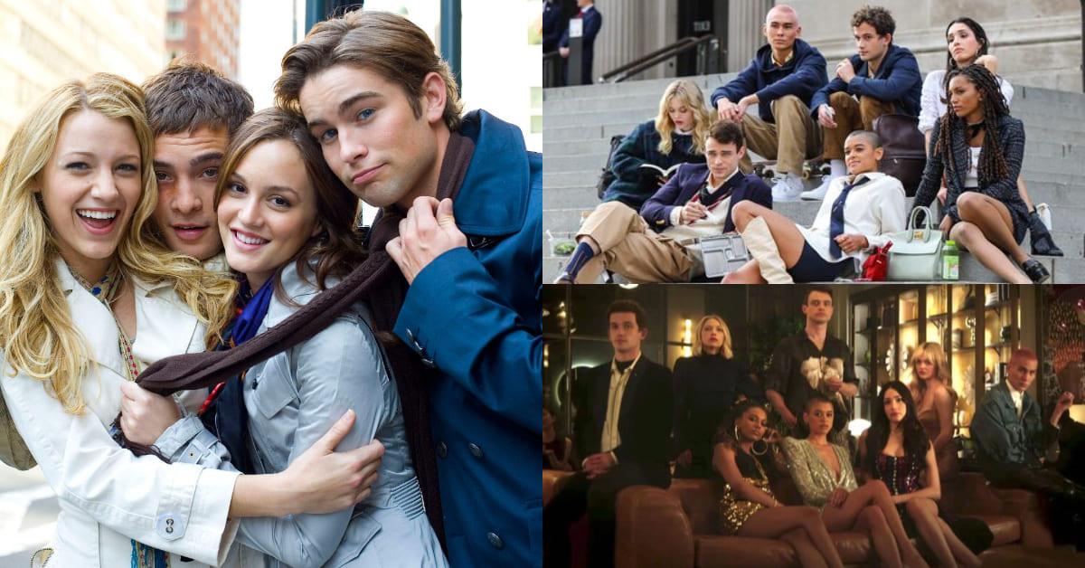 《花邊教主》新版HBO七月登場!全美話題爆表,尺度、時尚度正面PK《慾望城市》