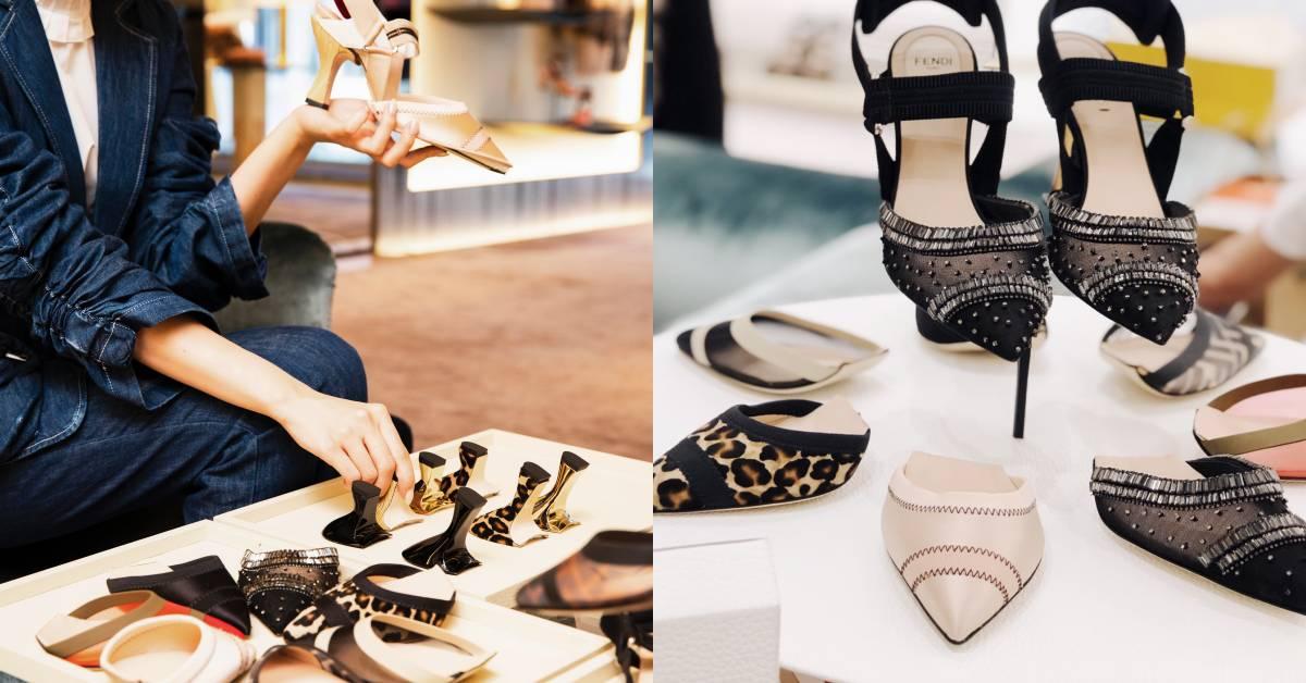 Fendi讓妳親自設計自己的高跟鞋!品牌訂製鞋服務,撞鞋不再出現在人生裡!
