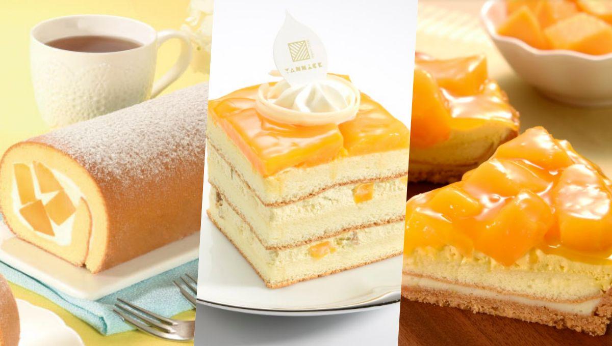 《亞尼克》金黃芒果季來了!仲夏鮮芒派、芒果生乳捲樣樣都想吮指開吃!