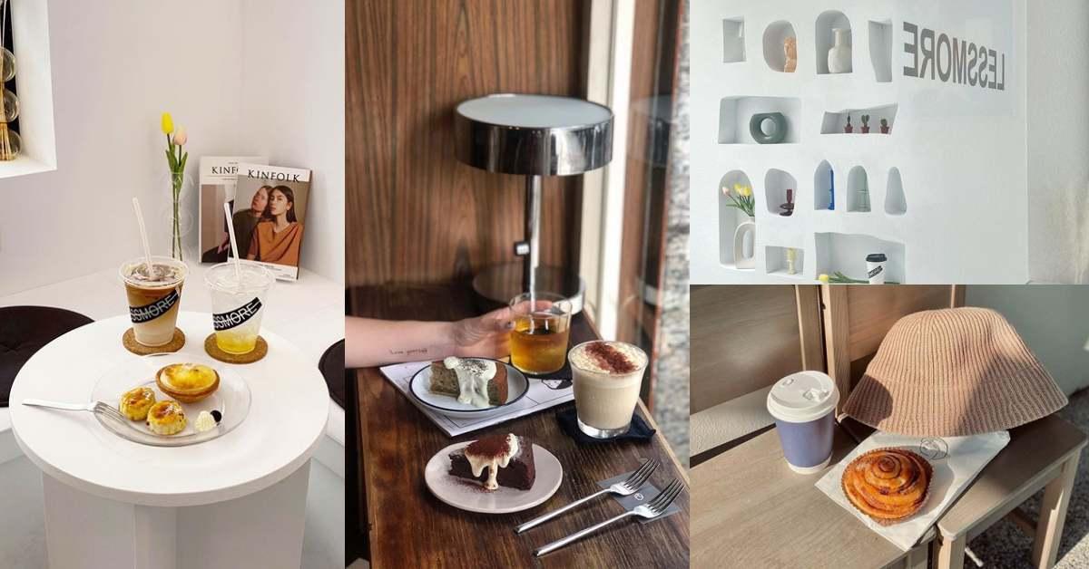 捷運信義安和站「文青咖啡廳」推薦Top7!甜點控愛的肉桂捲、司康、可麗露跟咖啡有的拼!