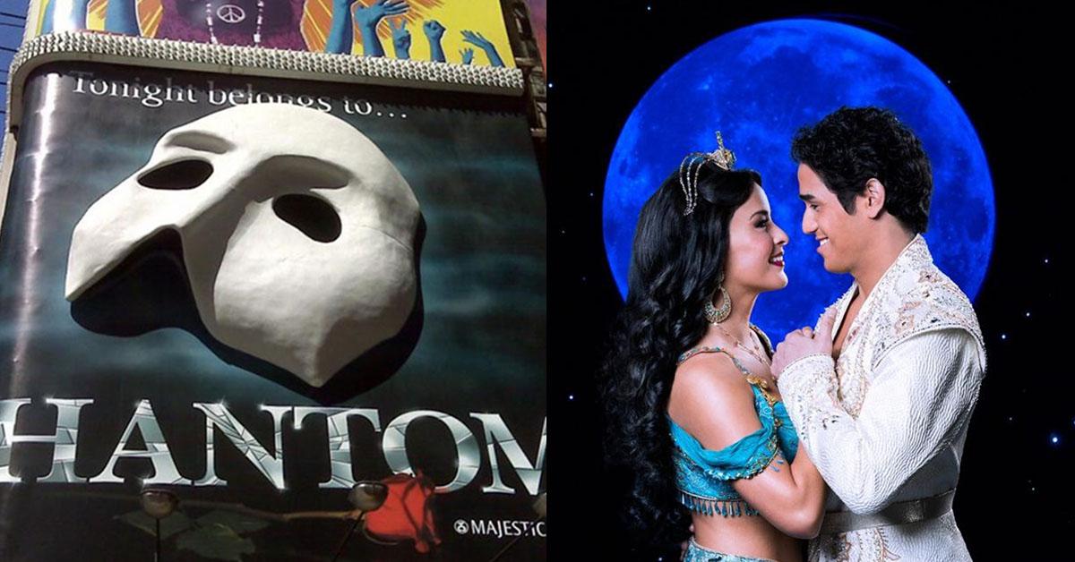 【美國】紐約百老匯必看六大劇推薦:百老匯經典《歌劇魅影》、《獅子王》、《芝加哥》,還有小朋友最愛的《冰雪奇緣》