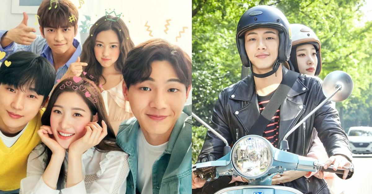2019年Netflix韓劇就看這部!《因為初戀是第一次》金志洙、鄭彩娟上演粉紅泡泡愛戀