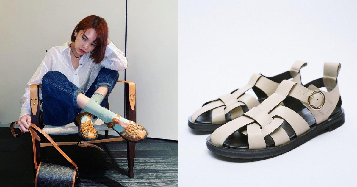 楊丞琳、泫雅都狂愛!IG爆紅的「漁夫涼鞋」6款推薦,售價千元有找小資女也能入手!
