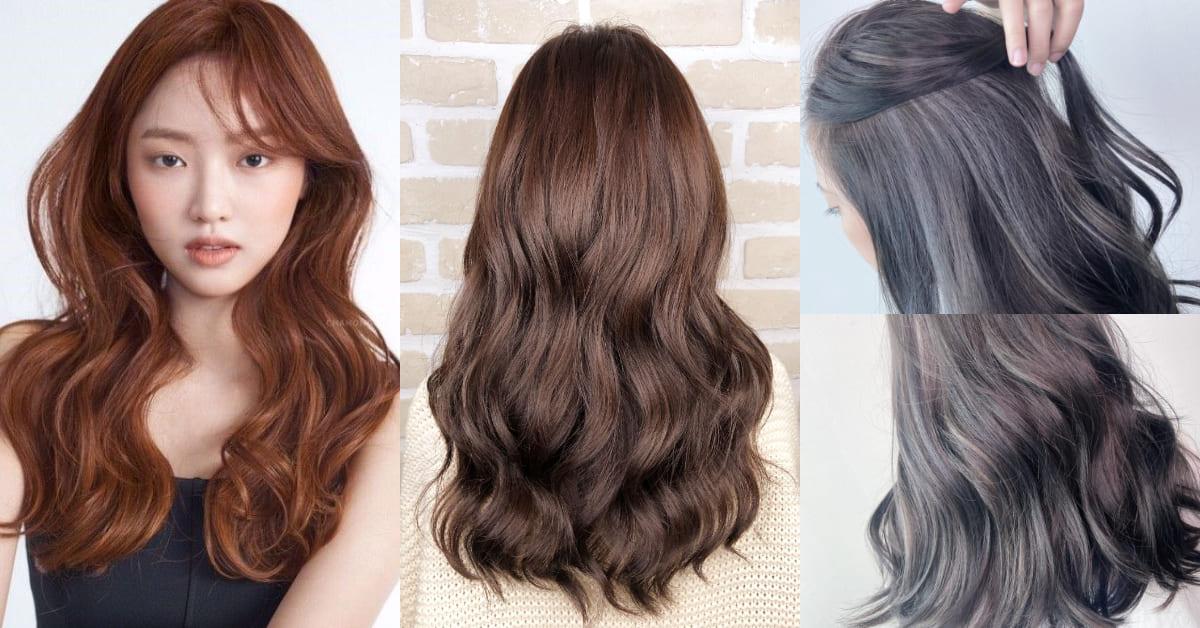 2020夏日顯白髮色推薦!專業髮型師告訴你「5大髮色趨勢」,黃皮一染超顯白、雪融花挑染是關鍵