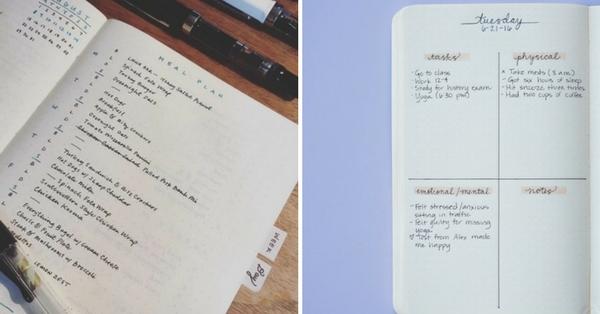 新年到! 又是換行事曆手帳的時間了 10個極簡派書寫法,讓妳連寫字都時尚!