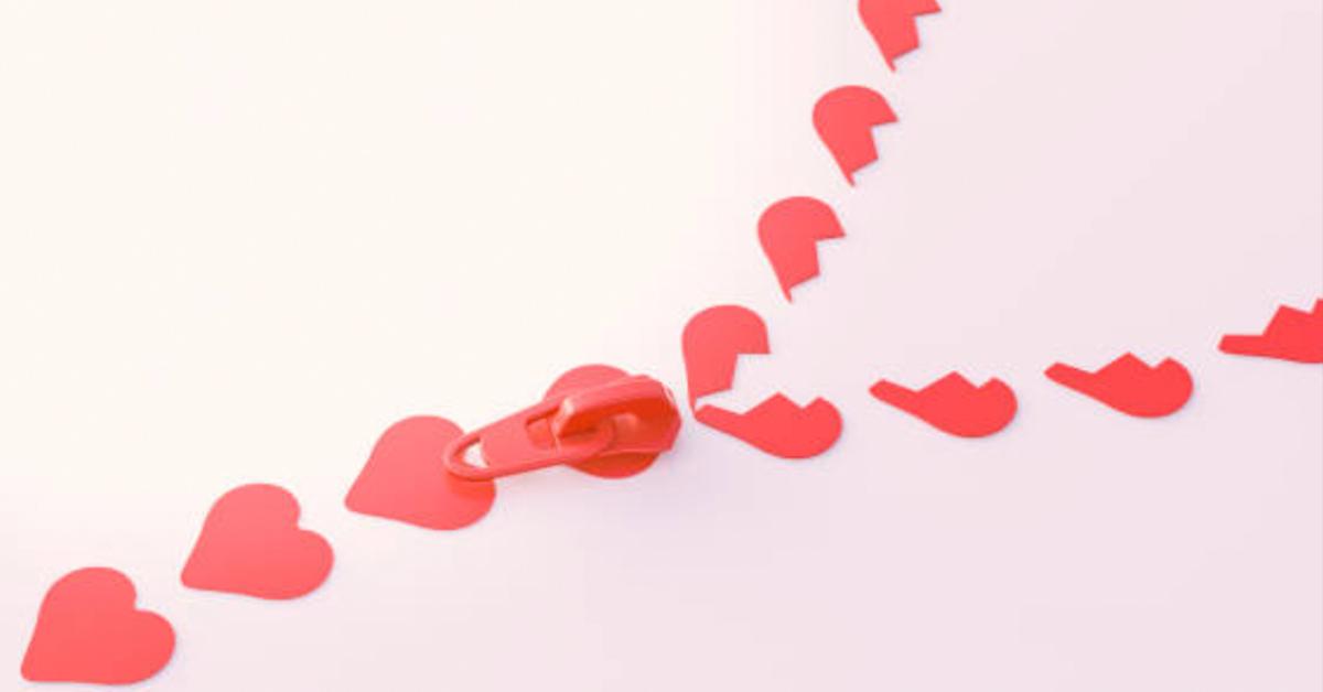 一切都毁了!愛情裡面的完美主義者