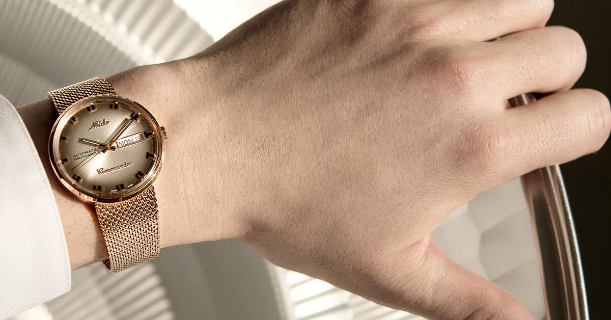 建議妳今年手錶要買的小而精!高端到實惠品牌新錶推薦9+1!