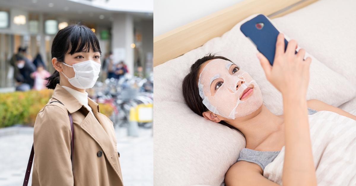 口罩久帶大冒痘?連美容師都愛不釋手的控油抑痘術!輕鬆安定舒緩肌膚不適