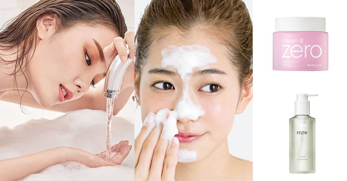 2019韓國女生愛用洗卸top10!水嫩肌關鍵在清潔,不同膚質「這樣挑」