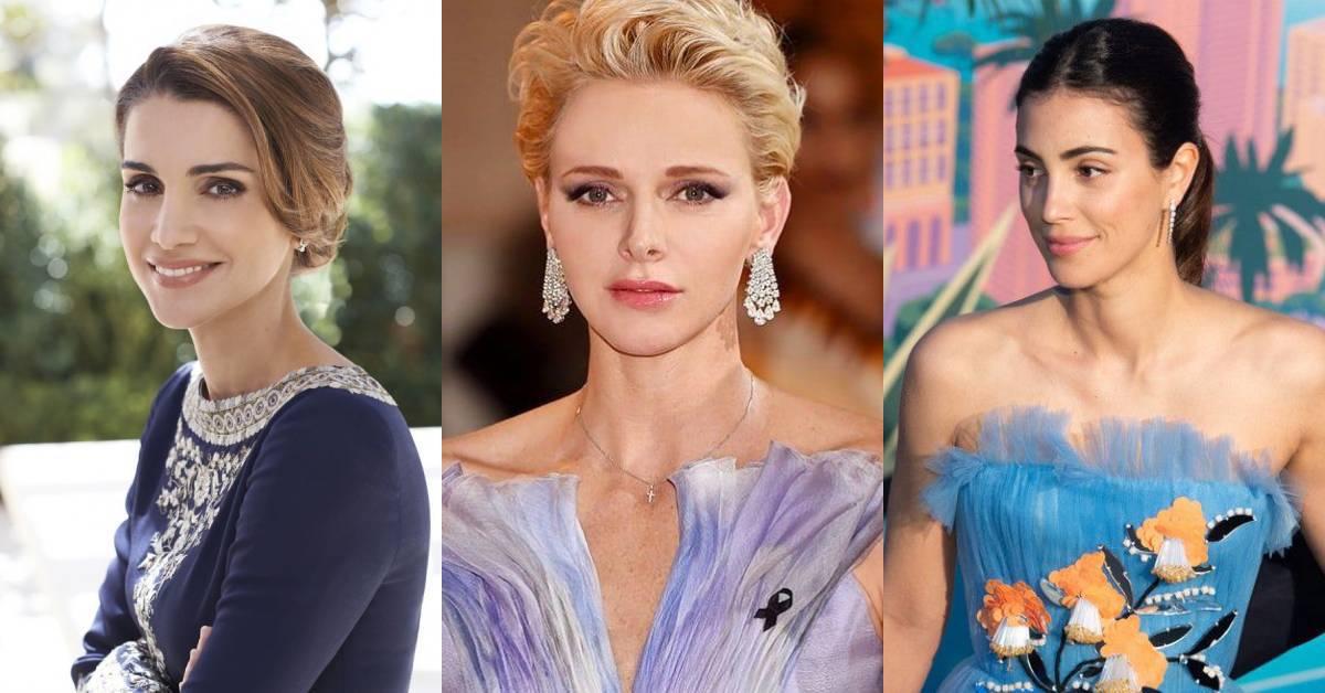 美貌與智慧不輸凱特王妃,細看各國皇室魅力:約旦王后美得更驚人?