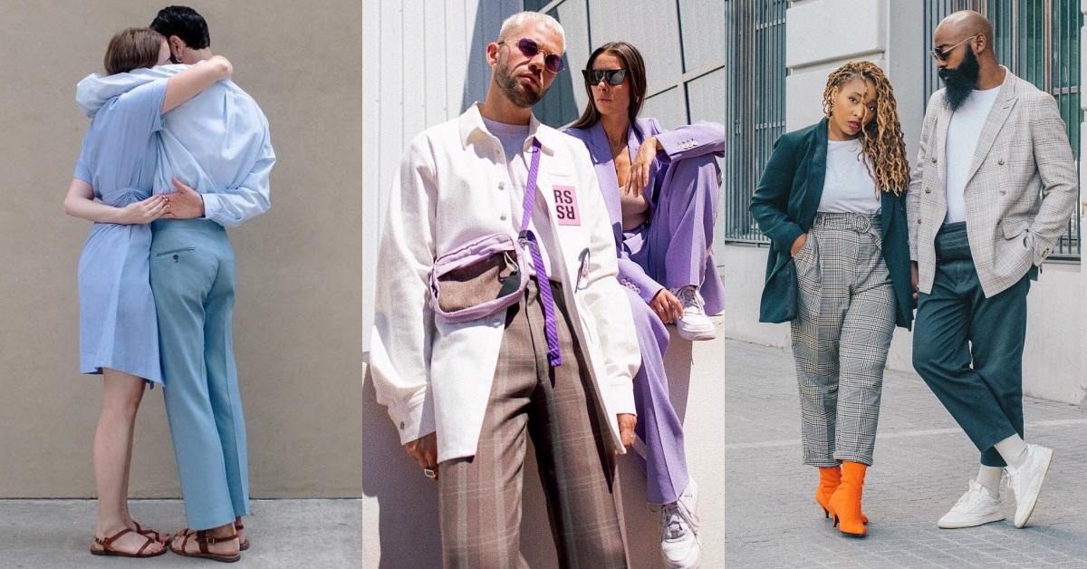 法國人連放閃也時尚!追蹤這3對法國情侶IG學「情侶穿搭」
