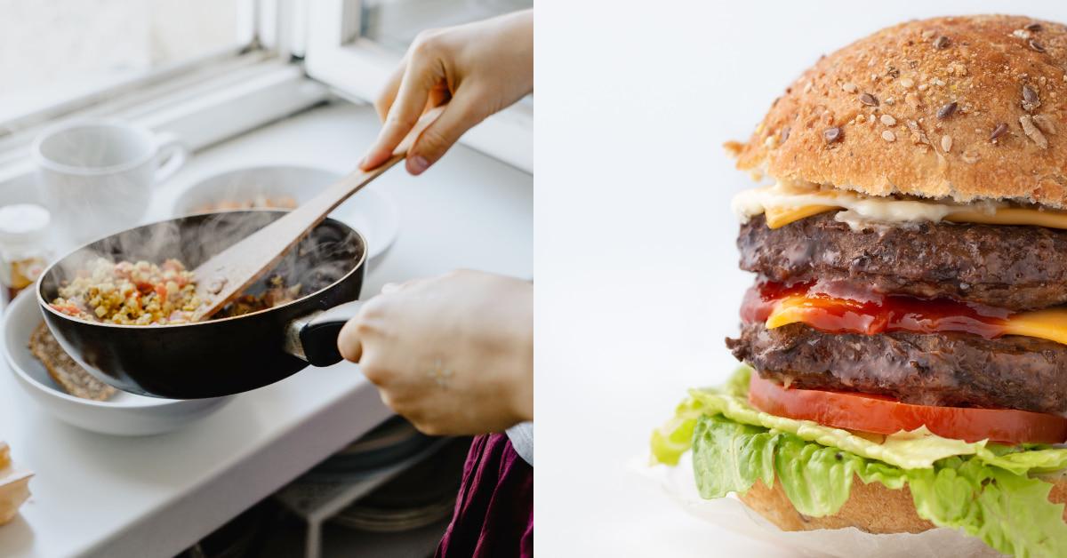 防疫期間怎麼吃?WHO世衛5項飲食指南,多喝水、食物不宜煮過度,這些「反式脂肪」要注意!