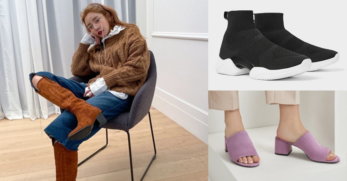 2020年4款不再流行的鞋款!連紅極一時的「襪套鞋」都將被打入冷宮?