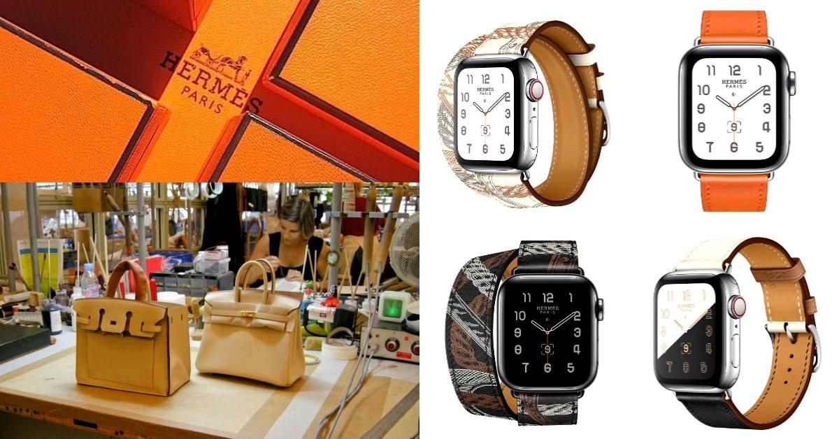 30歲投資首選!Apple Watch絕美春季新色來報到,Hermès印花雙層錶帶顯氣質