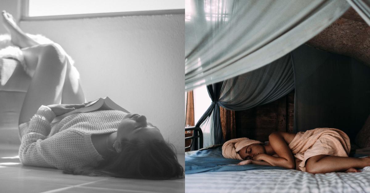 6成人都睡這個姿勢!3大睡姿優缺點一次看,「側睡」竟助長皺紋、「枕頭放對位置」不再腰痠背痛