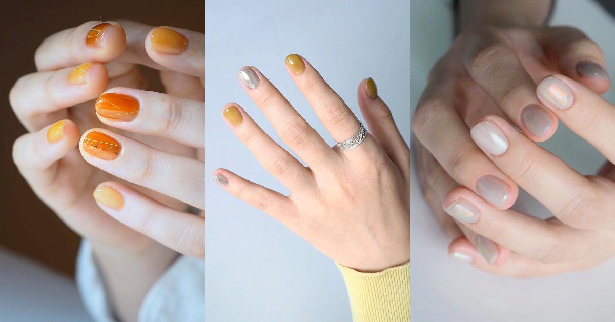 光療指甲流行什麼色?編輯推薦6種顏色,莫蘭迪色依舊夯,大膽女孩要來「這一色」