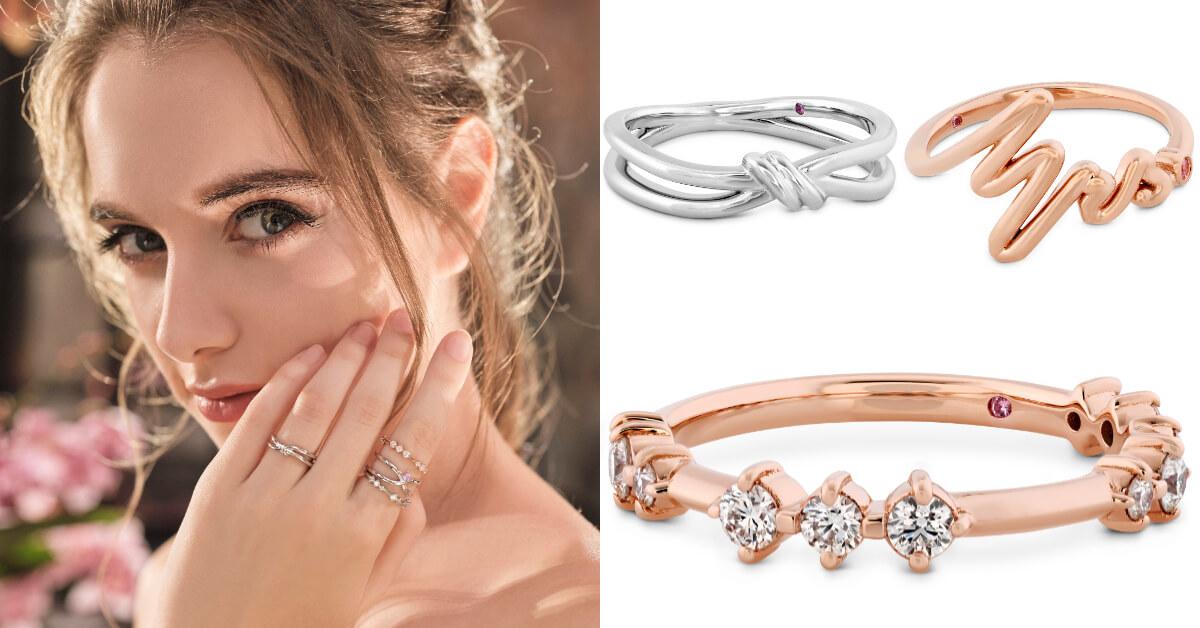 情人節禮物就送心上人這個!將「我愛你」用摩斯密碼鑲在戒指上,浪漫告白絕對成功