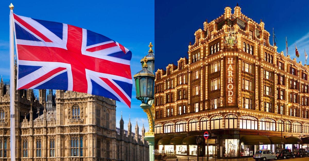 英國擬取消外國人「退稅」機制!Harrods、Selfridges...4間龍頭百貨大喊吃不消