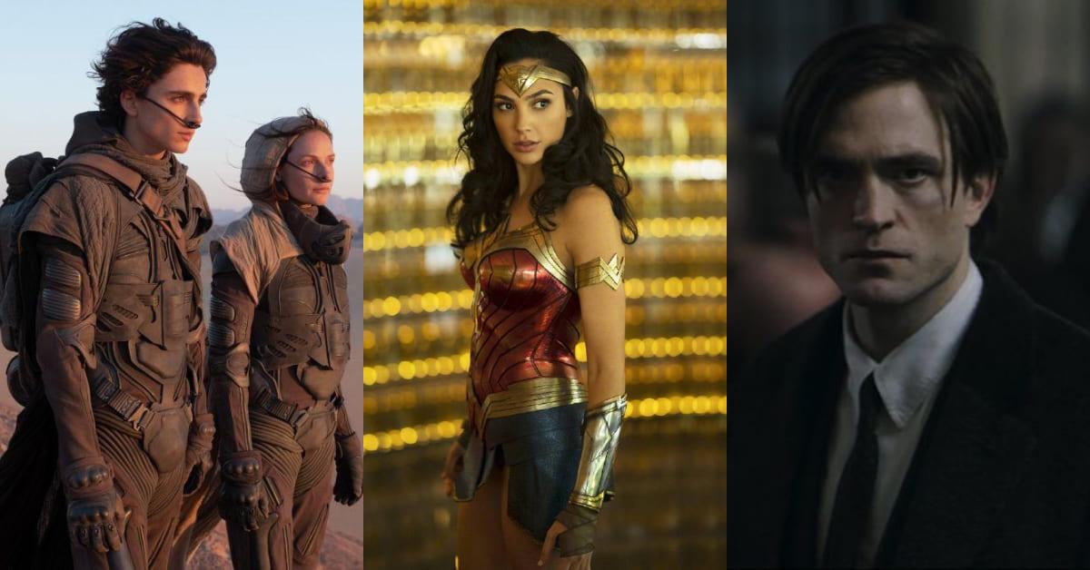 疫情衝擊好萊塢!《蝙蝠俠》、《沙丘》、《神力女超人1984》上映宣布再延期,粉絲都等哭了