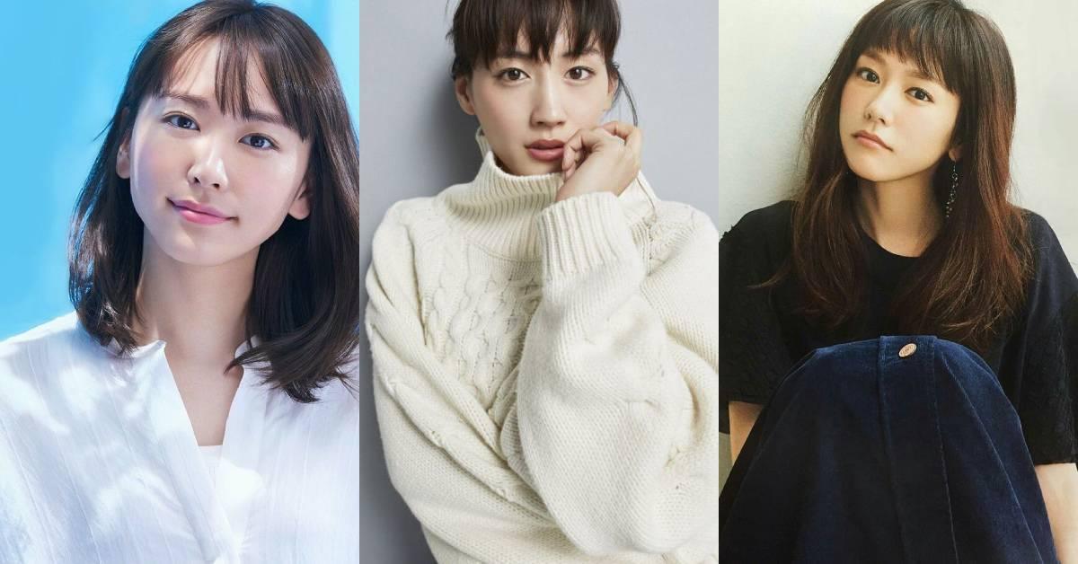 日本網友票選「如果她結婚我就罷工」的10大女星,新垣結衣竟只排第5?