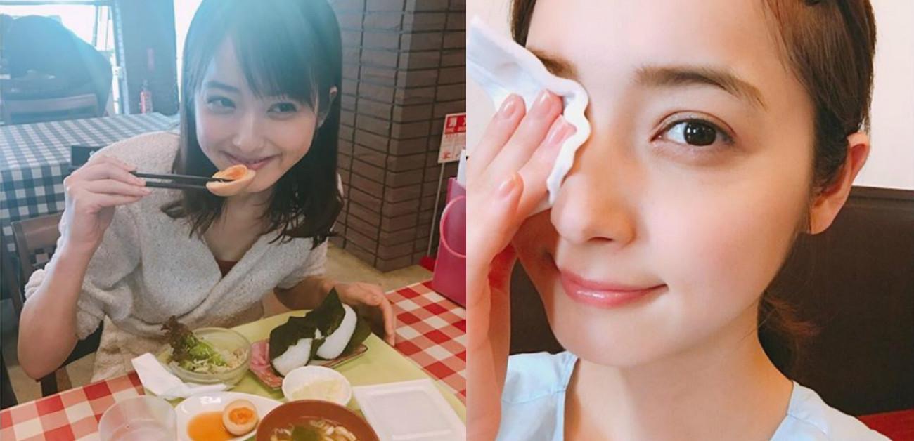 化妝水居然要由上往下擦?這些日本女生的「最新祕密美容法」,照著做膚質居然變好了!