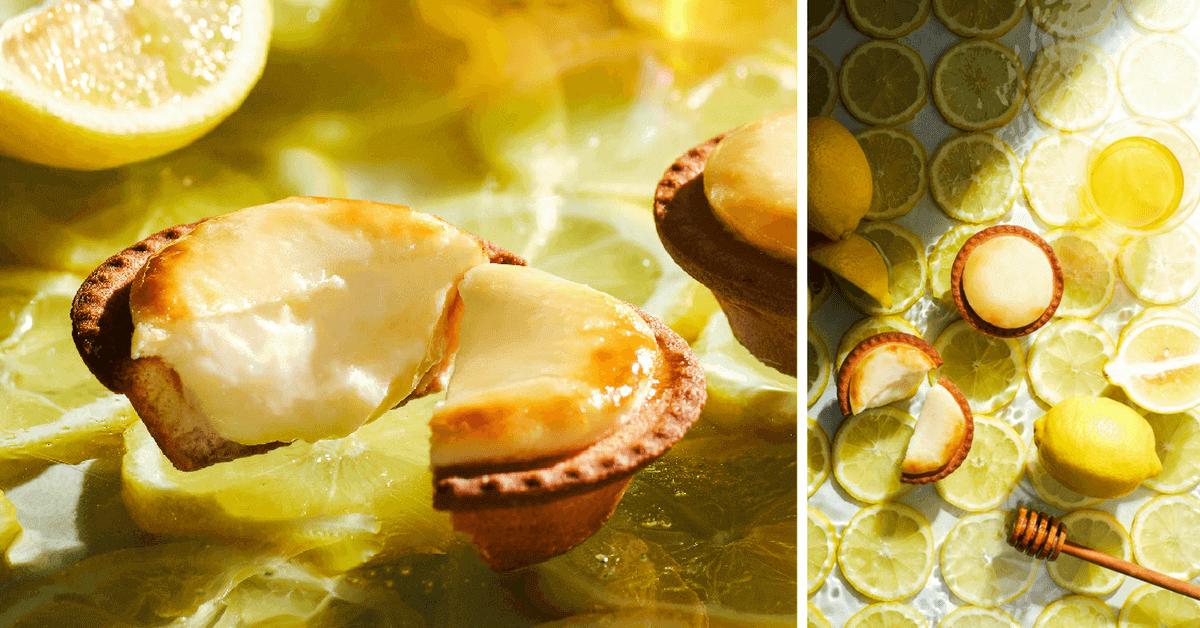 只賣一個月快去搶!日本BAKE CHEESE TART 「瀨戶內蜂蜜檸檬起司塔」,微酸清甜滋味超棒