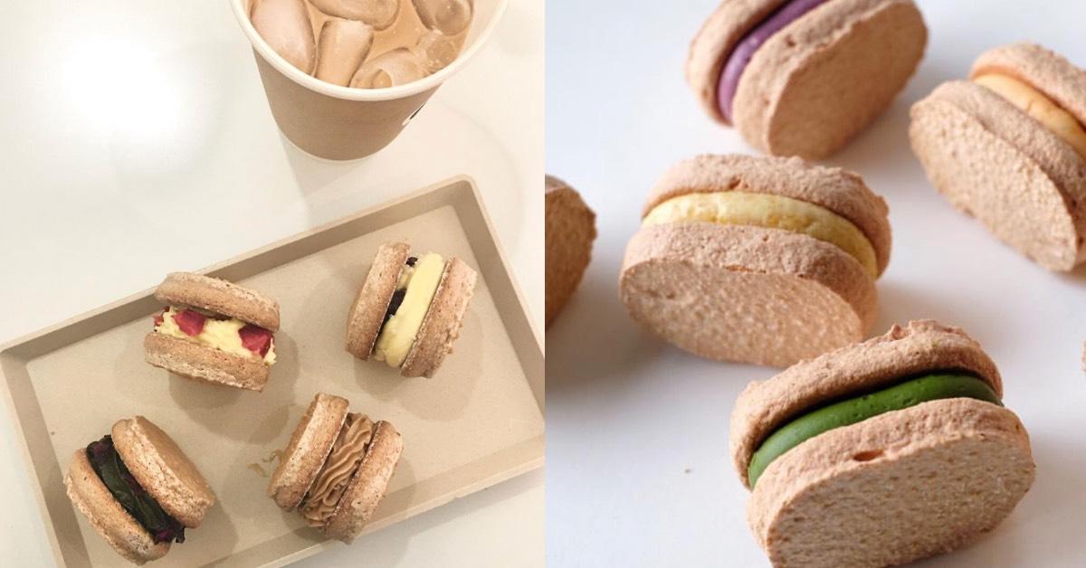夢幻下午茶約起來!5間「達克瓦茲」甜點推薦,19種口味讓妳選擇好困難