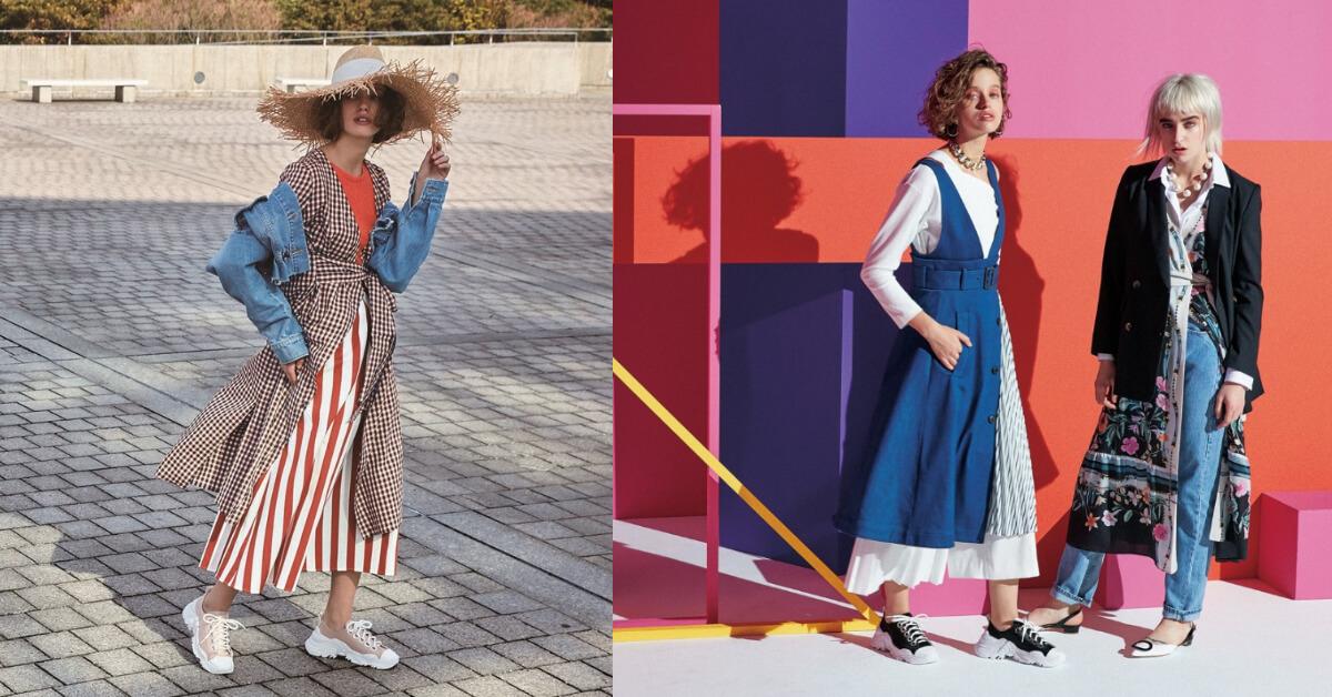 把夏天的繽紛色彩穿上身!幾大重點讓妳穿出和諧又不突兀的夏季亮眼穿搭!