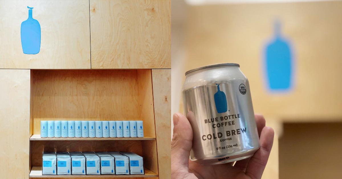 Blue Bottle藍瓶咖啡台灣也喝得到了!首間概念店將開在「這」