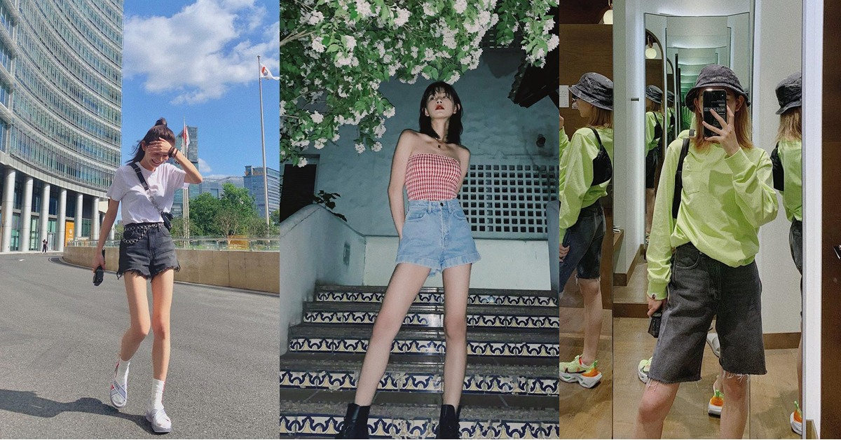 「短褲長度」跟「顯瘦程度」有關?露腿時代來臨,教你穿出最修身的夏日曲線!
