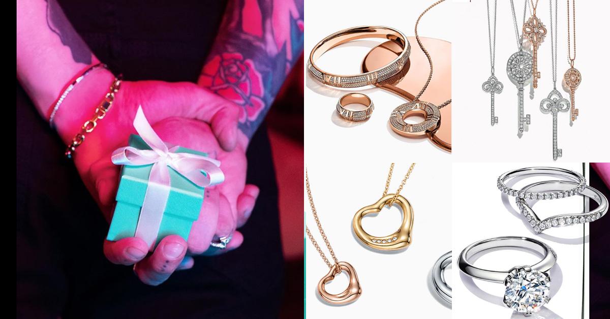 Tiffany珠寶推薦這6大系列!情人節、結婚高CP值熱門款,最低5,500元搞定!