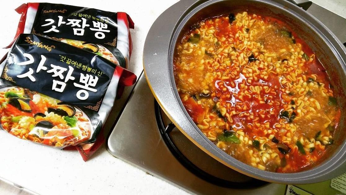韓國泡麵必買!連韓國人也認證的這5間一定要扛回家