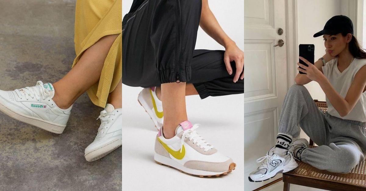 IG部落客狂曬復古鞋是它!比老爹鞋還搶手的球鞋是這5款,越老派才越時尚啦!