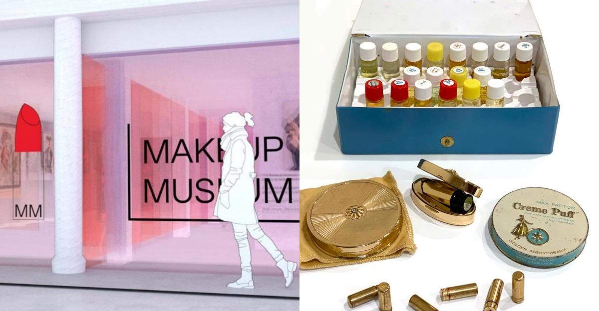 全球首家《化妝品博物館》將在紐約開幕,裡面還有瑪麗蓮夢露愛用商品「原瓶」!