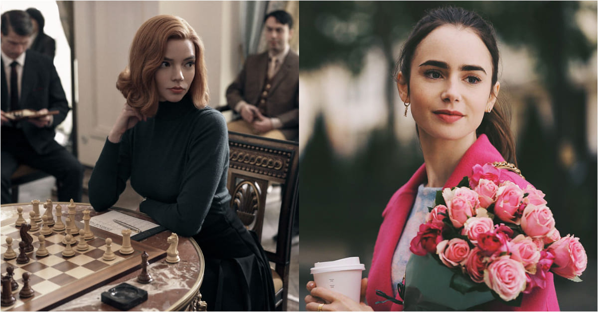 Netflix美劇2020排行Top10!冠軍不意外,意外的是《艾蜜莉在巴黎》竟榜上無名!