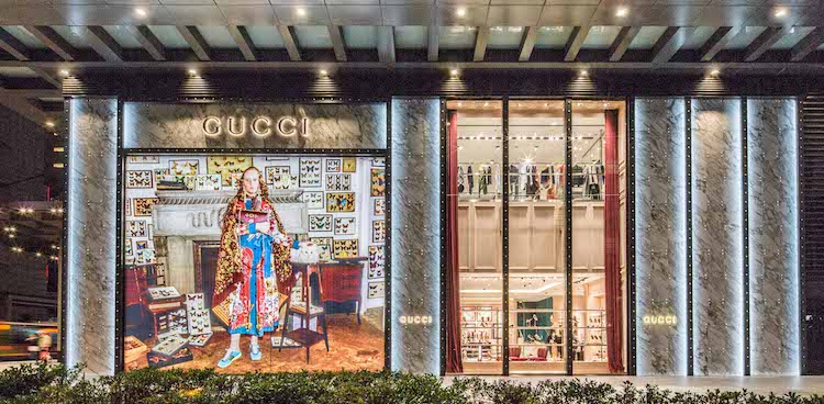 蔡依林也比擋不了他的美?宛如美術館的 Gucci 212 坪旗艦店正式開張!