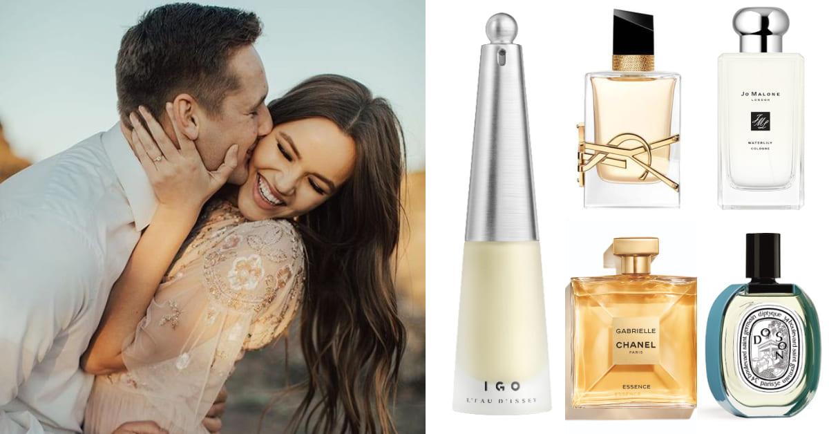 男人票選回頭率100%的香氣!9款「白花調香水」推薦,一噴變成桃花收割機