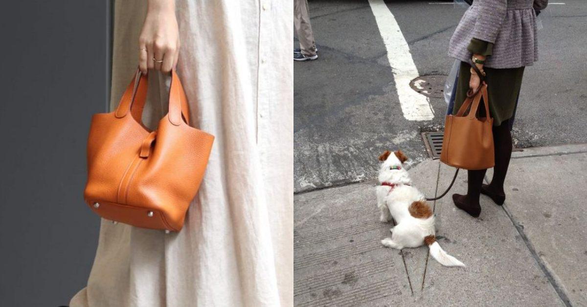 【10Why個為什麼】Hermès「菜籃包」超搶手!不附背帶又沒隔層,靠這10點依舊成為熱賣王!