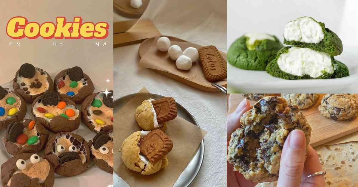自己做軟餅乾不是夢!小紅書5款超人氣食譜,焦糖蓮花餅、抹茶乳酪...只要有烤箱就會做!
