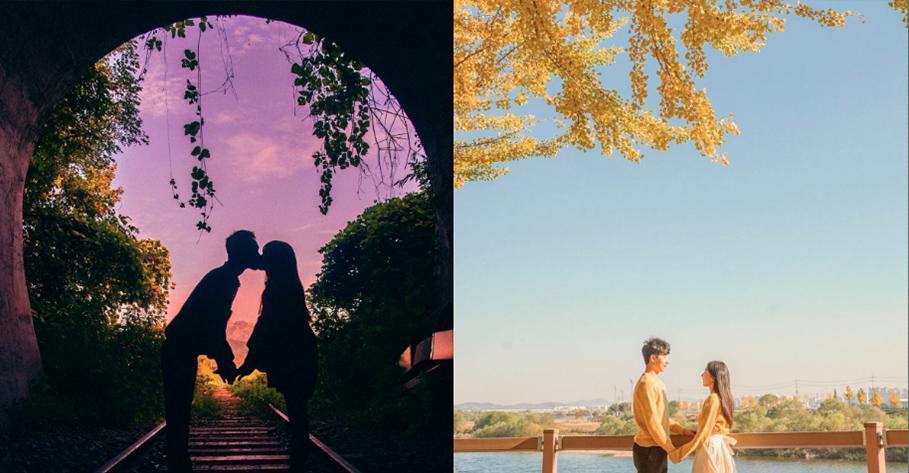 連韓妞IG都狂打卡的7個景點!來到韓國走進韓劇怦然心動的美景