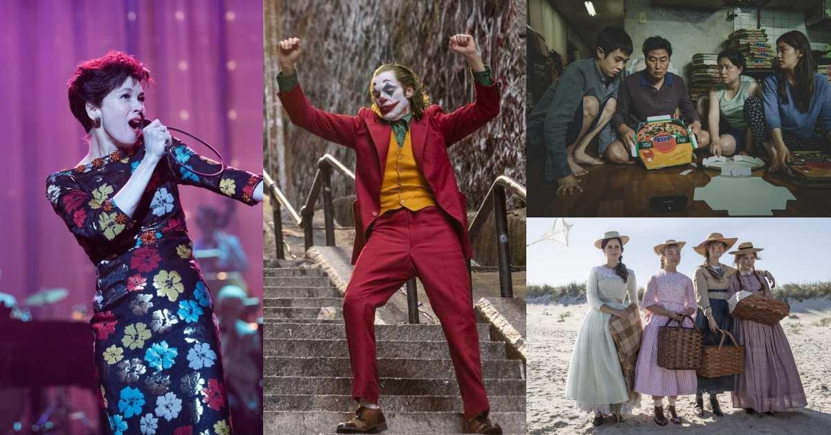誠品電影院推「2020奧斯卡特別放映」!得獎影片《寄生上流》、《小丑》、《茱蒂》 千萬別錯過