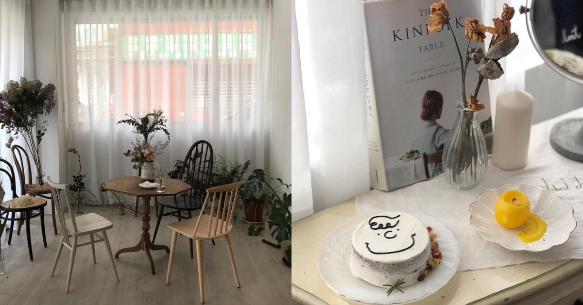 真的太美了~每個角落都像置身仙境!搜羅全台7家能拍出畫報感的韓系咖啡廳
