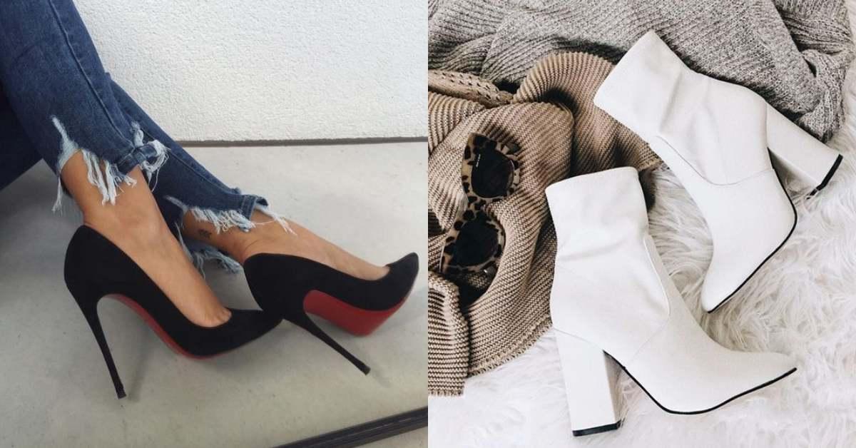 女孩變成女人的第一雙高跟鞋就該「這樣買」,選對讓妳不再鴕鳥腳!