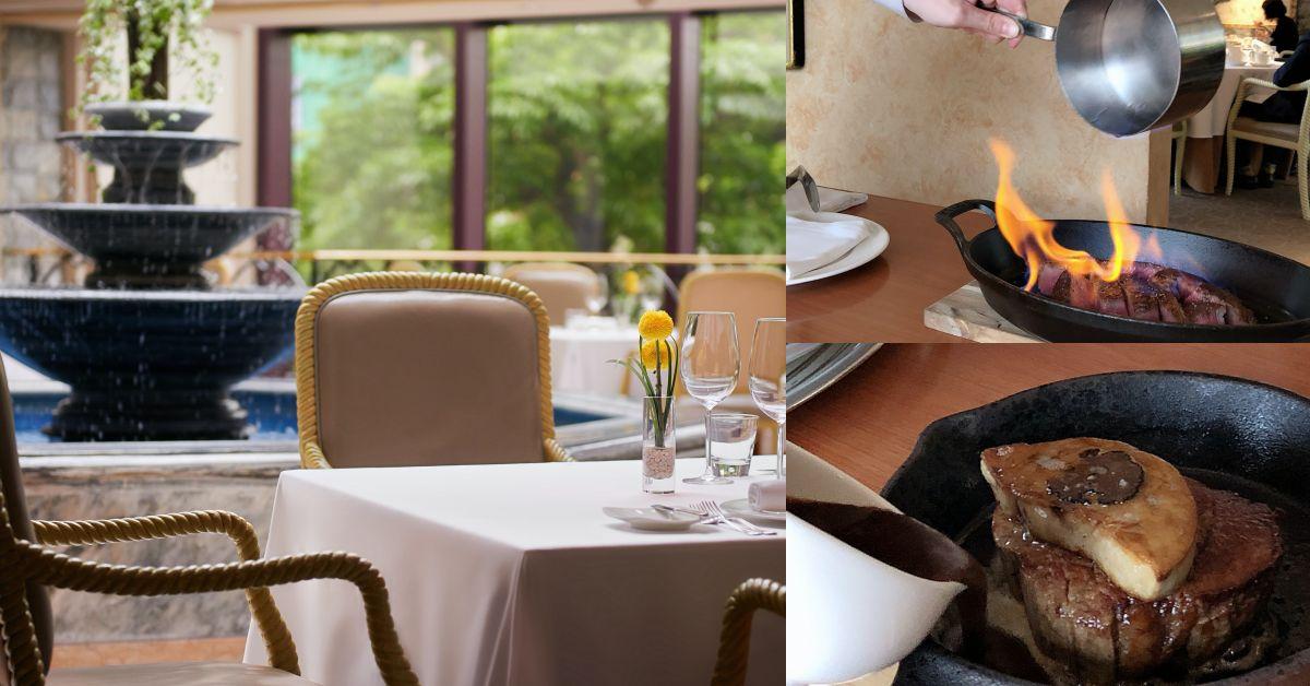 全台求婚成功率最高的餐廳「寶艾西餐廳」!全新15款「環遊世界」主餐讓她點頭Say Yes!