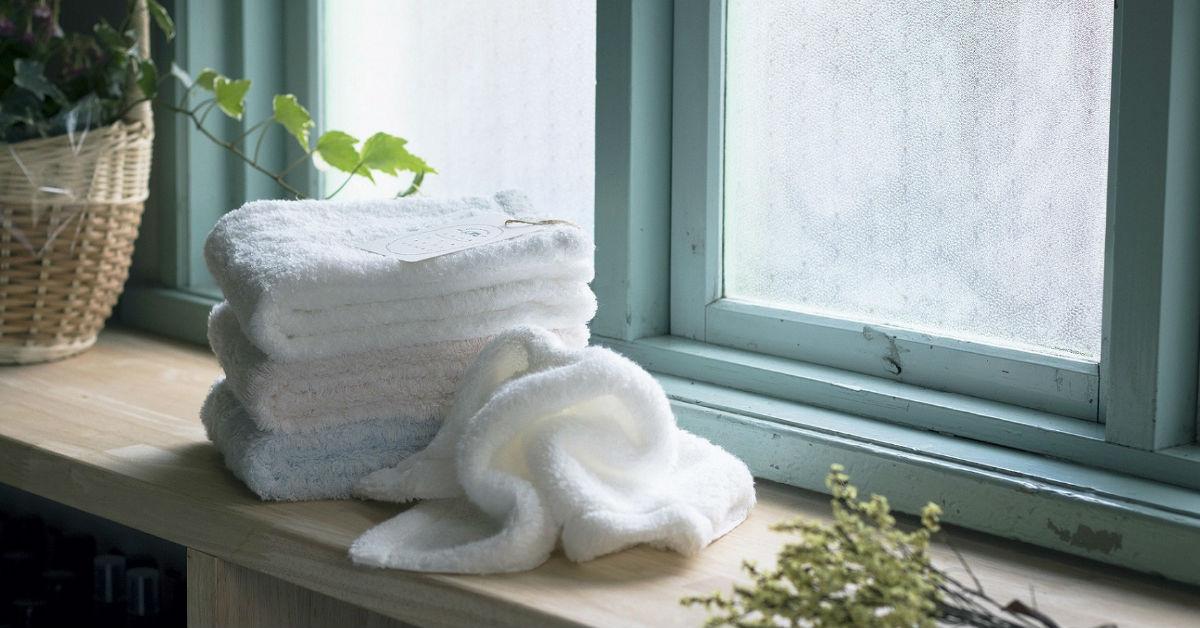 日本120年傳統工藝,如棉花糖般觸感的「伊織」今治毛巾台中首店誠品園道店登場!